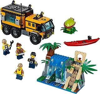 LEGO City Jungle Explorers Jungle Mobile Lab 60160 Building Kit (426 Piece)