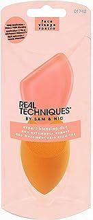真实技术 - 专家基地混合Duo基础涂抹器和海绵