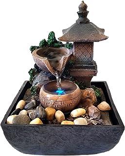 Agorà Import Fontaine d'intérieur Lanterne