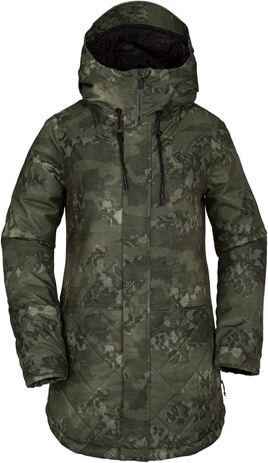 Volcom Women's Winrose Max 41% OFF Snow Insulated Jacket Classic