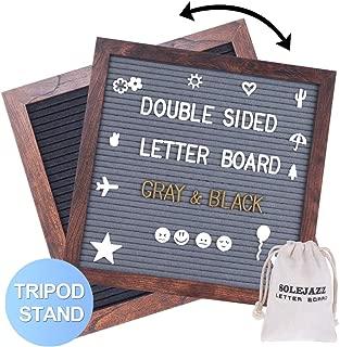 letter board decor