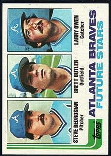 Brett Butler Baseball Card