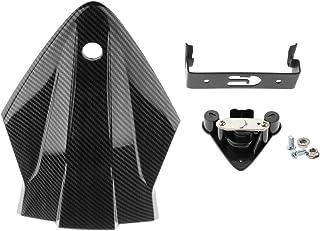 kesoto Capa elegante para assento traseiro de motocicleta fácil de instalar para S1000RR 16 2017