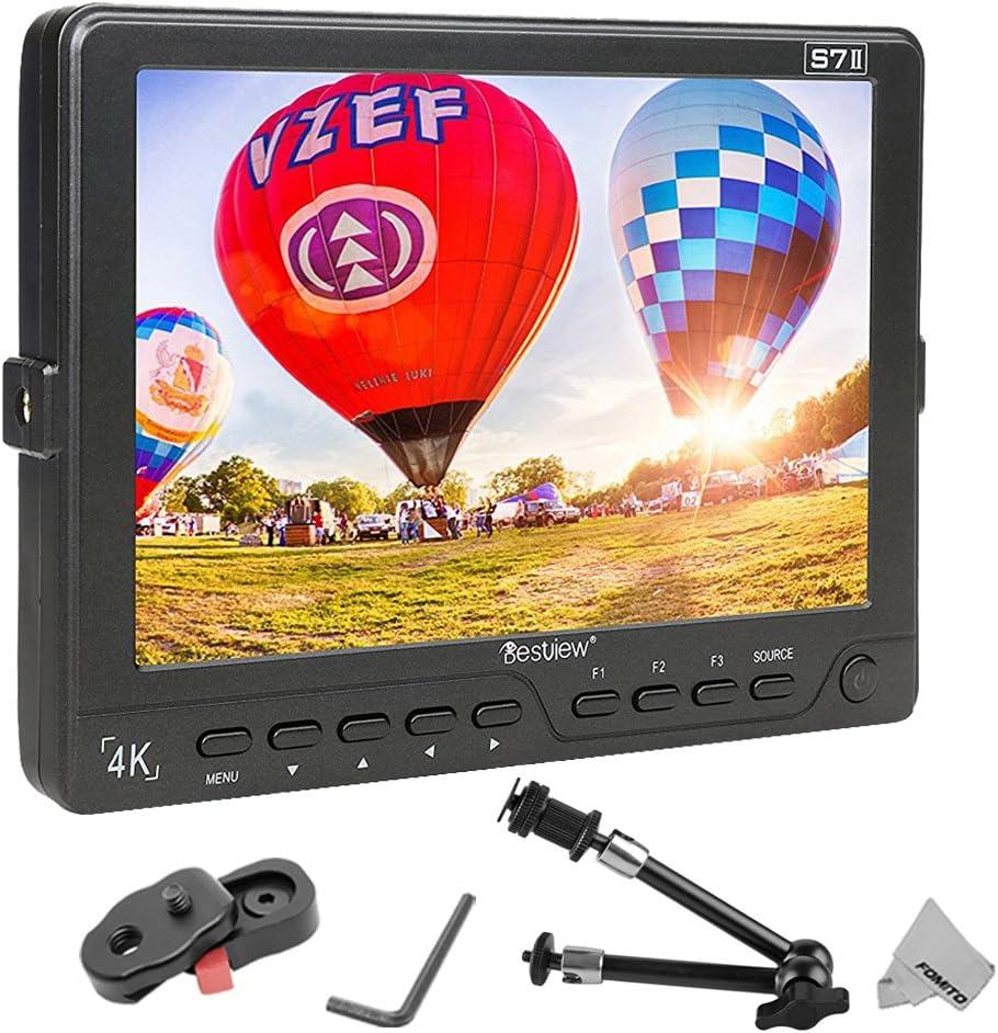 2021 Fomito Bestview S7II Genuine Professional 4K Field Inch 7 HD Monitor LCD