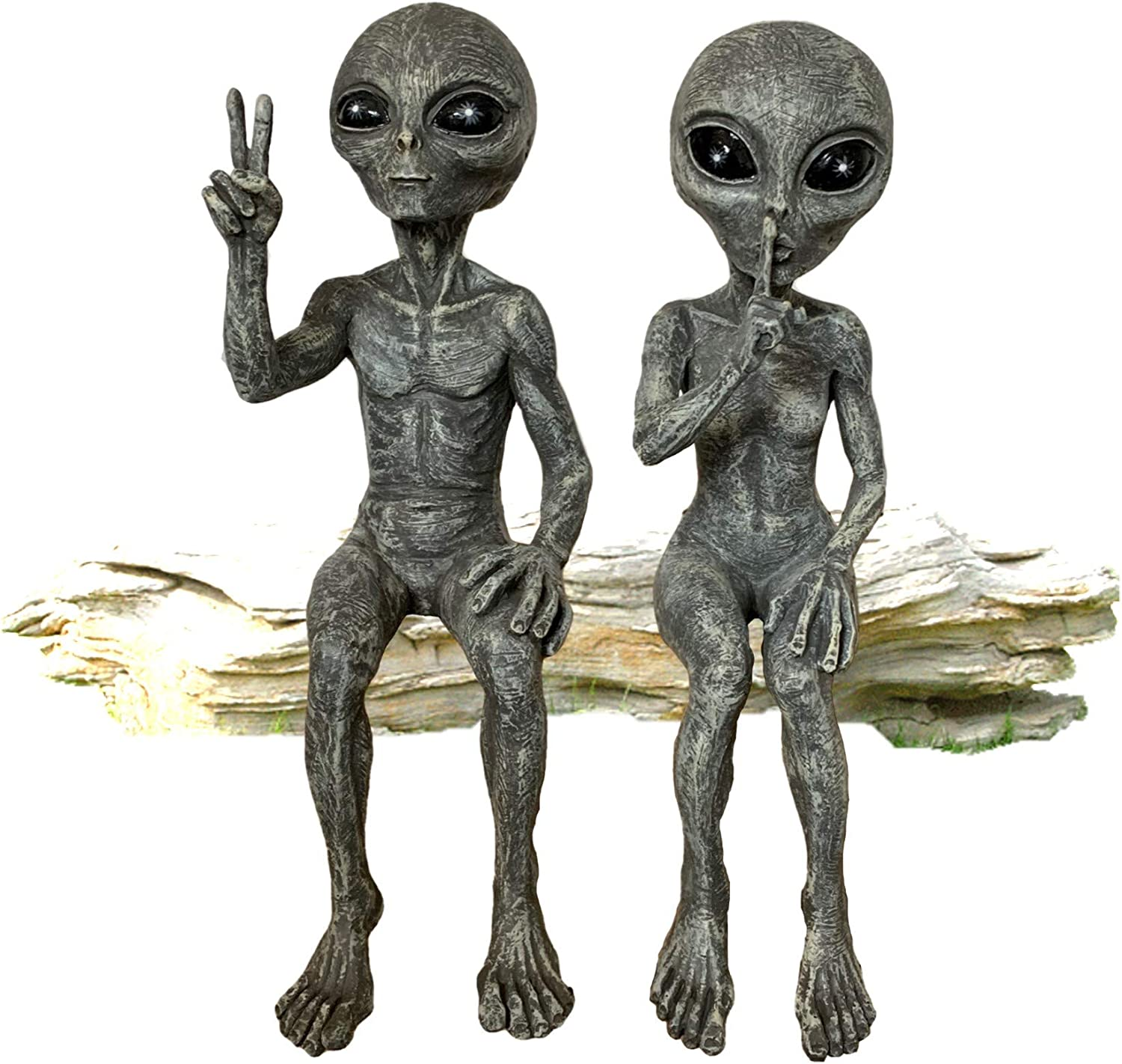 Outer Space discount Alien Grays Peace Extraterrest Directly managed store Quite UFO Babe Dude