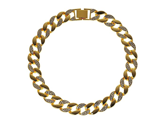 8 Other Reasons  Captivate Choker (Gold) Necklace