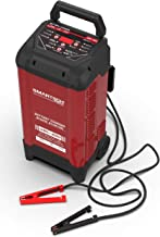 Smartech WBC 250 | 6V & 12V Wheel Battery Charger | Jump Starter | Automotive Battery Maintainer, Trickle Charger | Digital Display with built in Microprocessor for Safe + Efficient Operation
