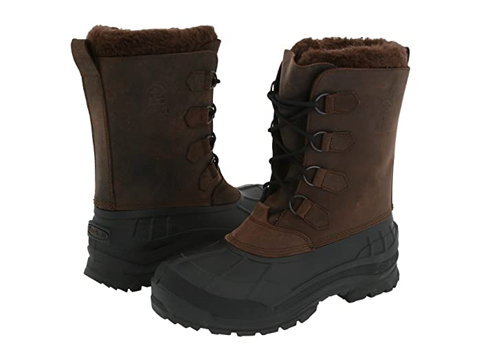 Kamik  Alborg (Gaucho) Mens Cold Weather Boots