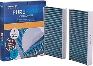 PureFlow Cabin Air Filter PC5439X | Fits 2006 Acura CSX, 1997-05 EL, 2002-06 RSX, 2001-05 Honda Civic, 2002-06 CR-V, 2003-11 Element