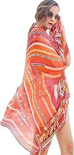 DANA XU Pure Silk Large Size Pashmina Shawls and Wraps Scarfs Face Mask for Women