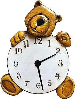 Piazza Pisano Teddy Bear Wall Clock