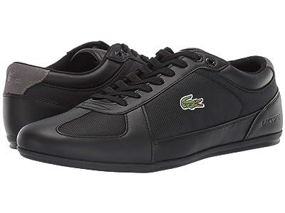 Lacoste Evara Sport 119 1 CMA (Black/Dark Grey) Men