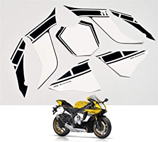 For YAMAHA R1 sticker decal tuning motorcycle racing 18 Pieces