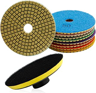 Best travertine polishing pads Reviews