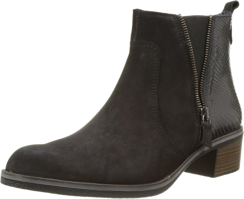 Comfortabel Damen Stiefel black, 961595-1