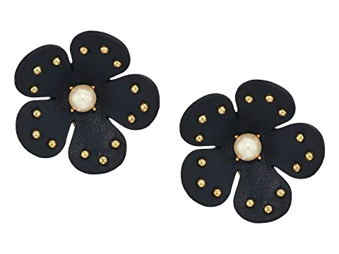 Kate Spade New York Blooming Bling Leather Studs