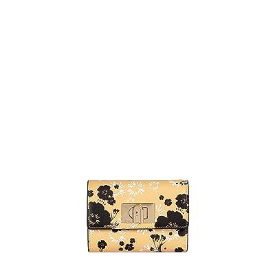 Furla 1927 Medium Bifold (Toni Sole) Handbags