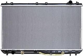Prime Choice Auto Parts RK734 Aluminum Radiator