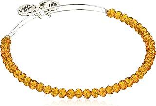 Alex and Ani Brilliance Bead Aurelia Gold/Shinny Bracelet