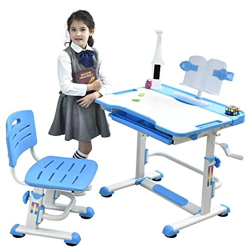 Magnificent Kids Desk And Chairs Amazon Co Uk Caraccident5 Cool Chair Designs And Ideas Caraccident5Info