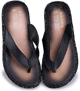 Shoes サンダル 男性 ビーチサンダル クラシック スリッパ Comfortable (Color : ブラック, サイズ : 26 CM)