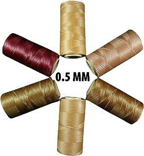 Hacer Clic en la Pesta/ña para elegir 168 Colores Ref.60 Hilo Encerado Linhasita 1mm.