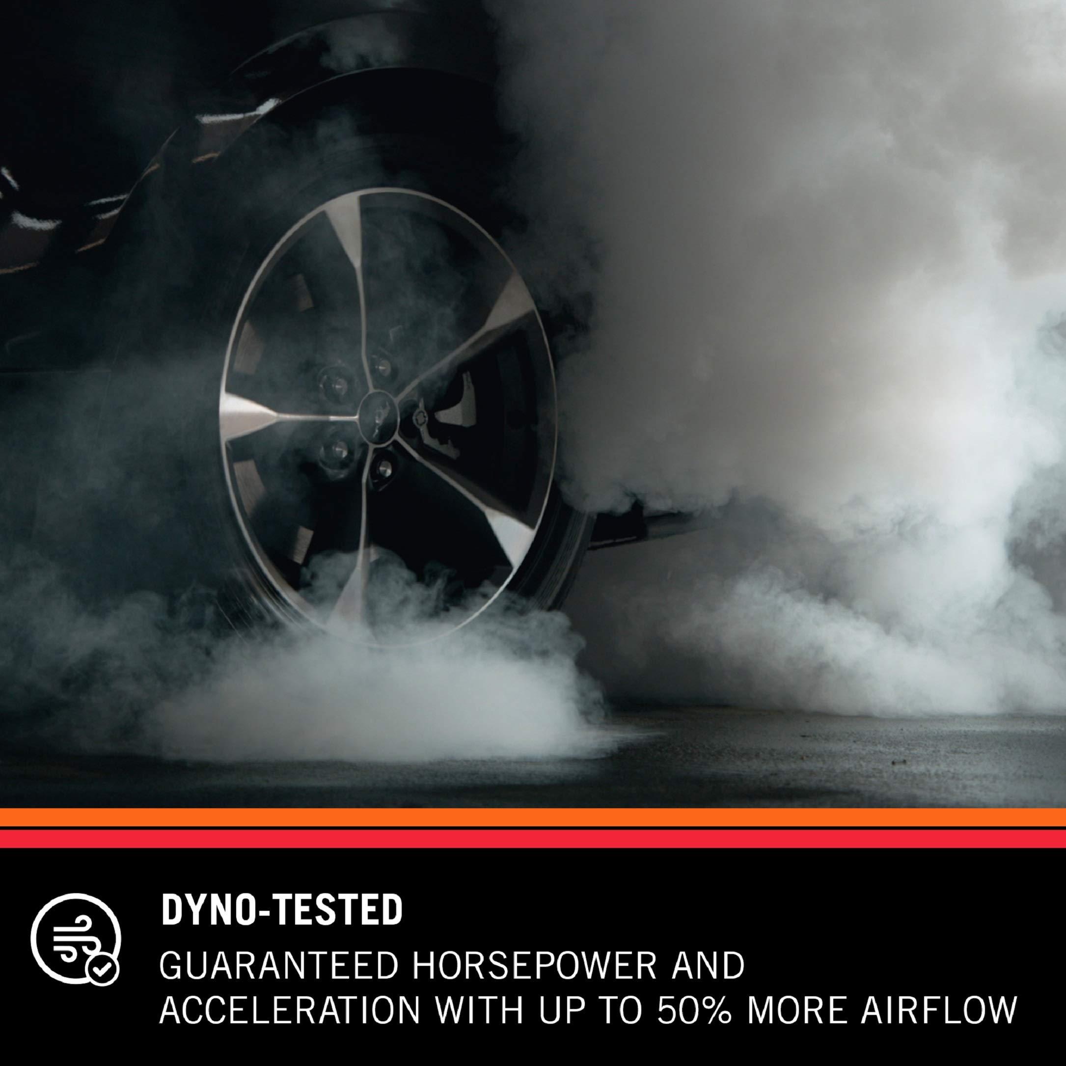 K&N Cold Air Intake Kit: High Performance, Increase Horsepower: Compatible with 2014-2020 Chevy/GMC/Cadillac (Silverado 1500, Suburban, Tahoe, Sierra 1500, Yukon, Yukon Denali, Escalade) V8,63-3082