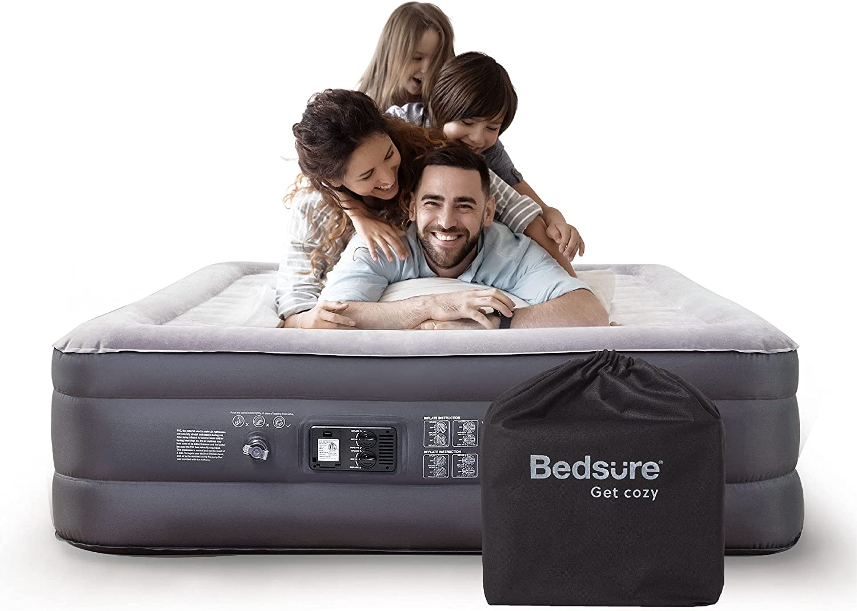 Bedsure Queen Inflatable Air Mattress