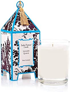 Seda France Pagoda Candle - Japanase Quince 10.2 oz