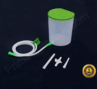 PrimeSurgicals Enema PVC can/Kit for Home use