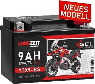 Suchergebnis Auf Für Motorradbatterie 12v 8ah Auto Motorrad