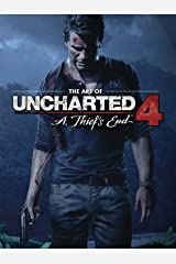 The Art of Uncharted 4: A Thief's End (English Edition) eBook Kindle