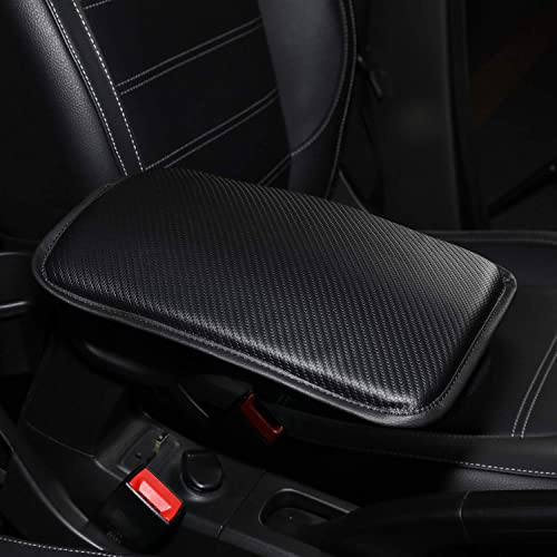 high quality Auto Center Console Cover wholesale Pad online for Most Vehicle/SUV/Truck/Car, Waterproof Car Armrest Seat Box Cover Protector, Universal Fit (Black) sale