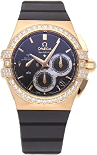Omega Constellation Mechanical (Automatic) Brown Dial Womens Watch 121.57.35.50.13.001 (Certified Pre-Owned)
