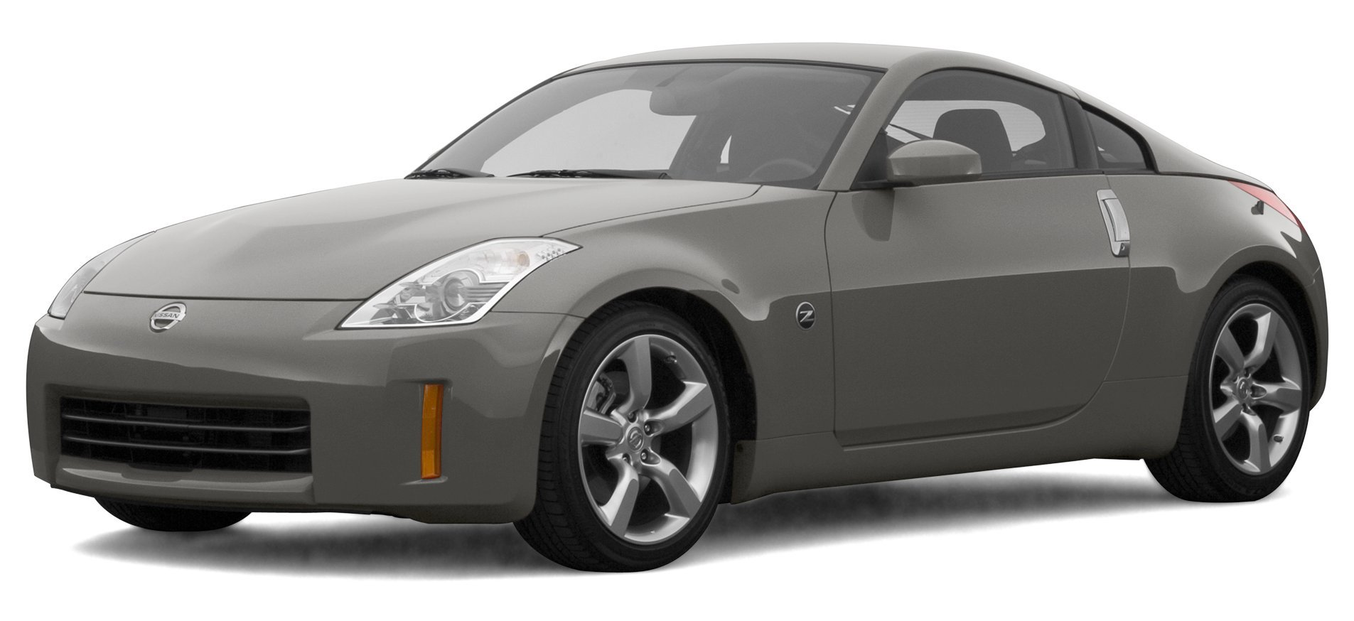 2007 Nissan 350Z, 2-Door Coupe Manual Transmission