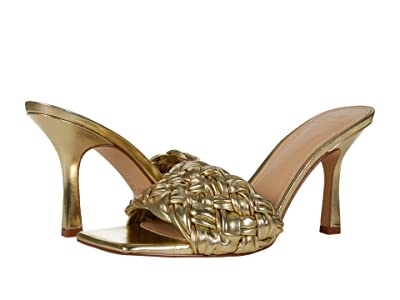 Marc Fisher LTD Draya (Gold Leather) Women