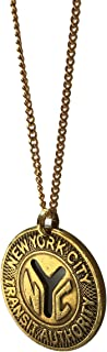 toe token necklace