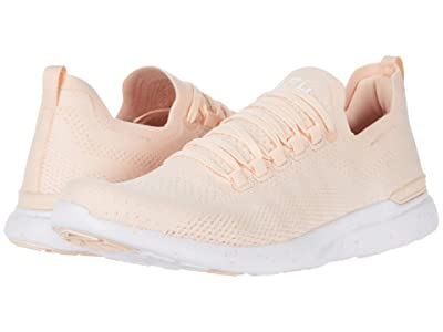 Athletic Propulsion Labs (APL) Techloom Breeze (Vanilla Cream/White/Speckle) Women