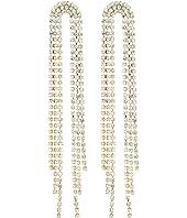 Black Tie Dusters Earrings