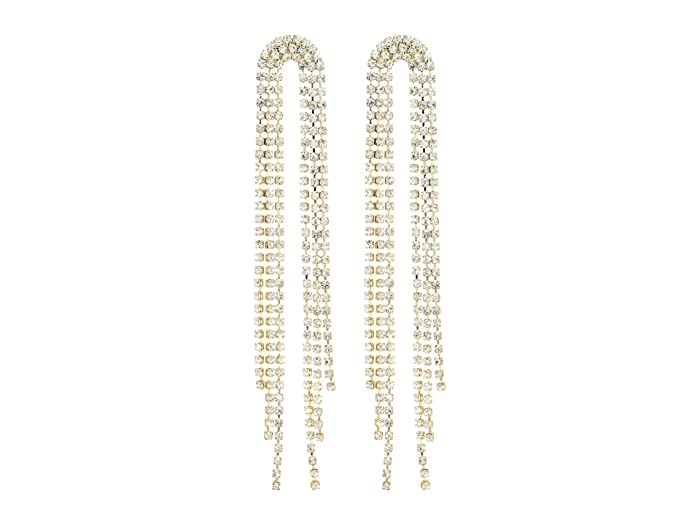 8 Other Reasons  Black Tie Dusters Earrings (Gold) Earring