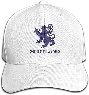 Hengteng Design Hat Scotland Scottish Royal Lion Coat of Arms King of Scots Adult Funny Baseball Hat