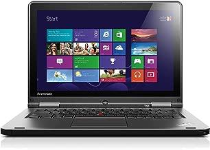 Lenovo ThinkPad S1 Yoga 12 Intel i7-5500U 2.40Ghz 8GB RAM 128GB SSD Win 10 Pro (Renewed)