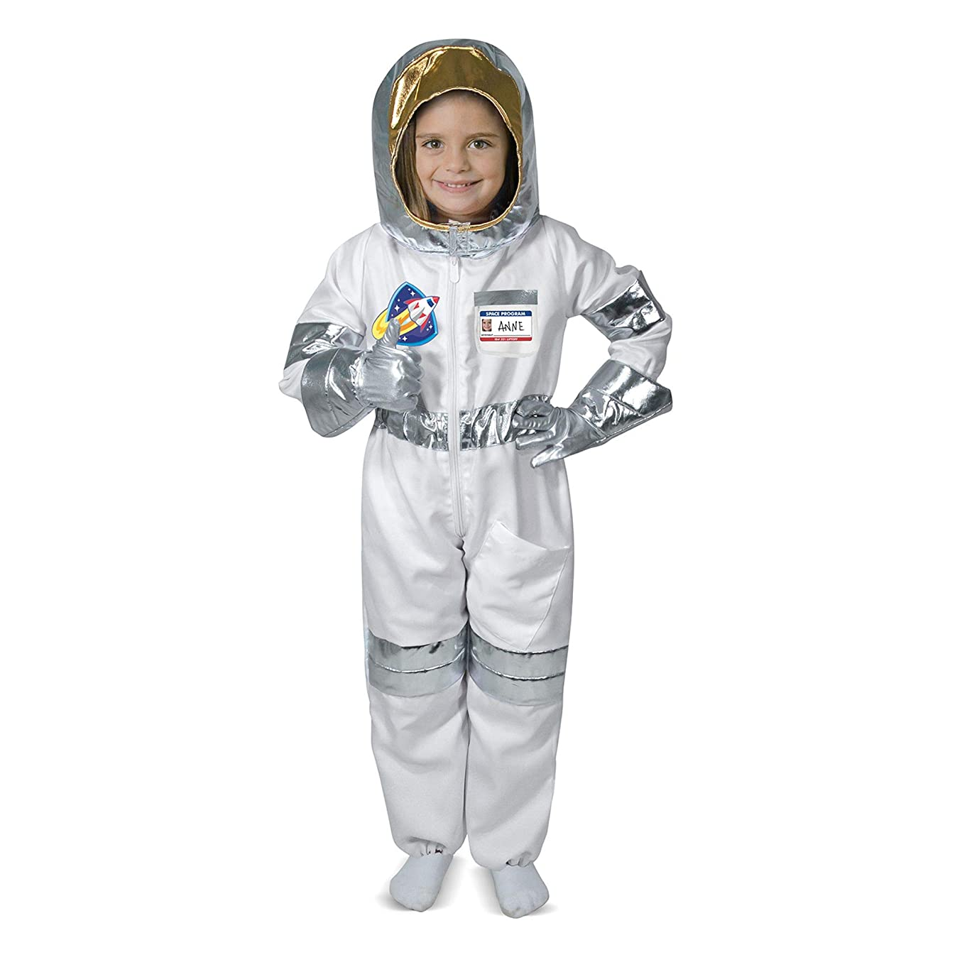 Children's Astronaut Role Play Set Costume for Kids