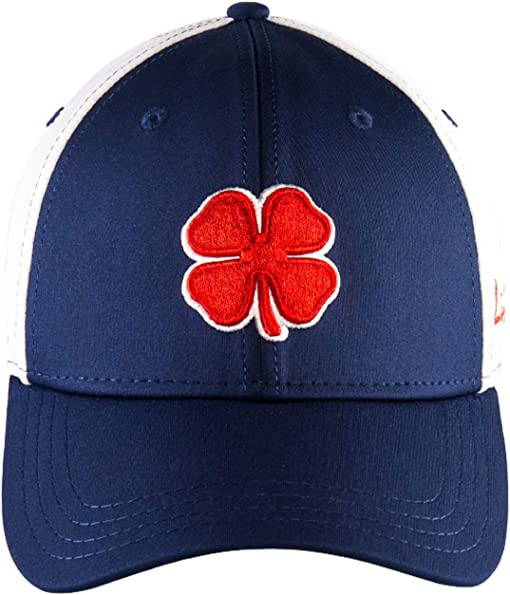 Red Clover/White Trim/Navy/White