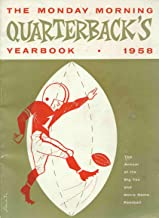The Monday Morning Quarterback's Yearbook 1958