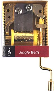 W&P Jingle Bells - Handcrank Music Box