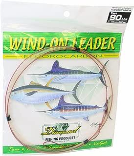 Momoi Fluorocarbon Wind-On Leader
