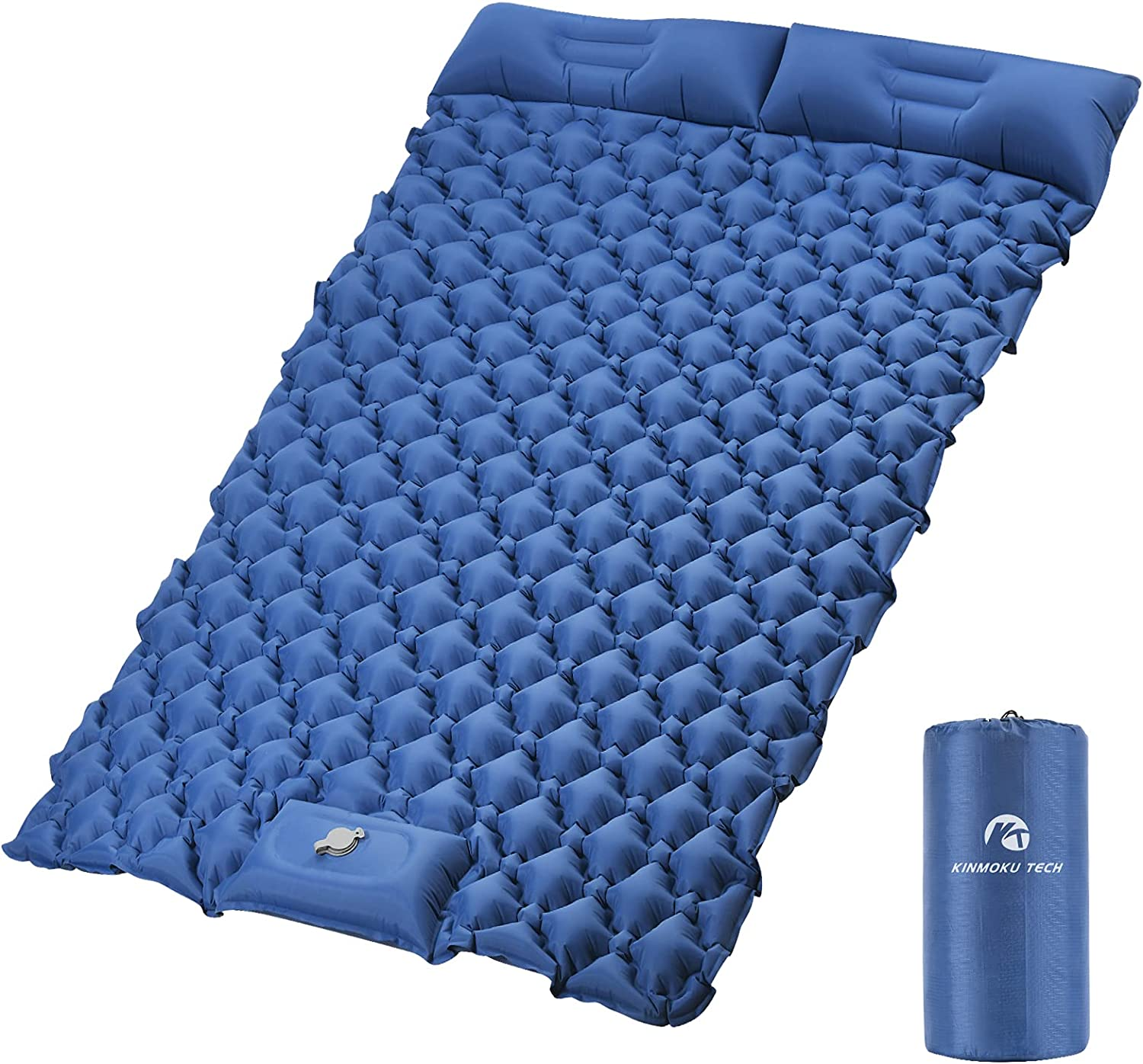 Kinmoku Sleeping Pad for Camping Pi New life Person with - 2 Max 53% OFF
