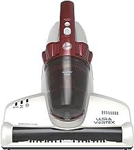 Hoover MBC-500UV Ultra VorteX Odkurzacz Do Czyszczenia Materaców, Tworzywo Sztuczne, 20 W, 0,3 L, Biały/Czerwony