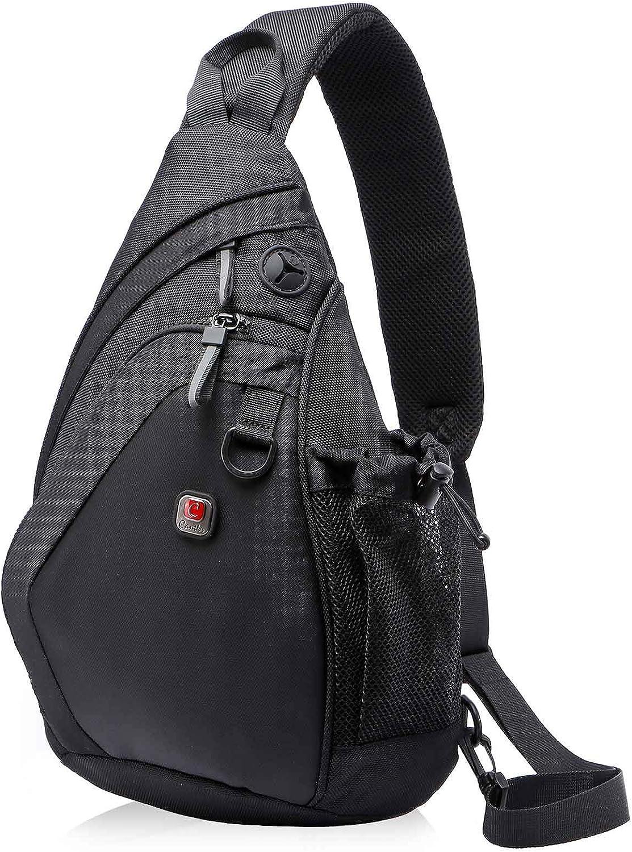 Sling Bag for Men Outdoor Travel Hiking Some Special price reservation Crossbody Shoulder Bags